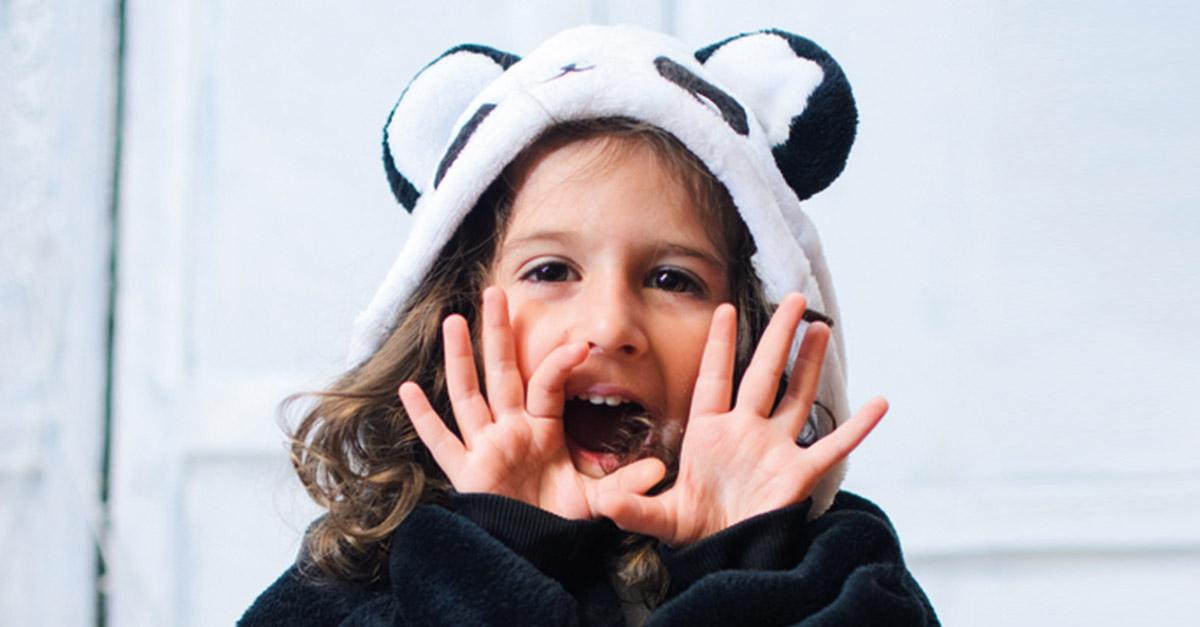 PANDAS für Kinder von 3-7 Jahren